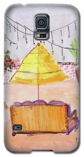 Rooftop At The Canary Galaxy S5 Case