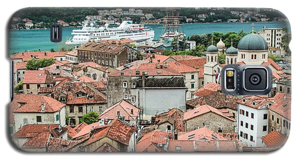Rooftops Of Kotor  Galaxy S5 Case