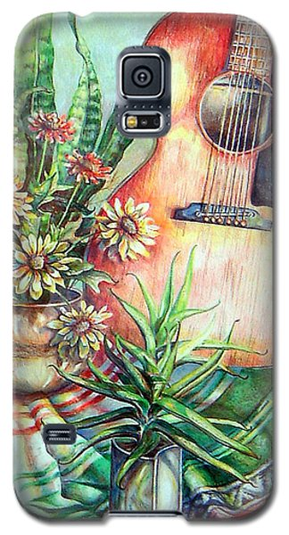 Room For Guitar Galaxy S5 Case