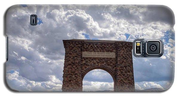 Roosevelt Arch Galaxy S5 Case