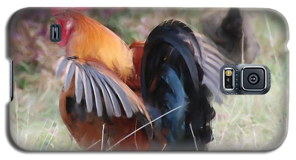 Rooster Galaxy S5 Case by Jan Daniels