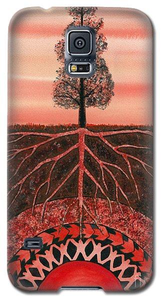 Root Chakra Galaxy S5 Case