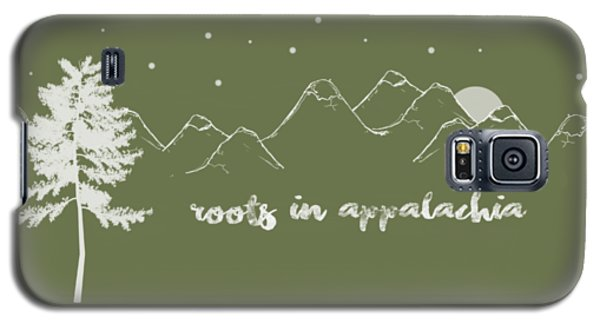 Roots In Appalachia Galaxy S5 Case by Heather Applegate
