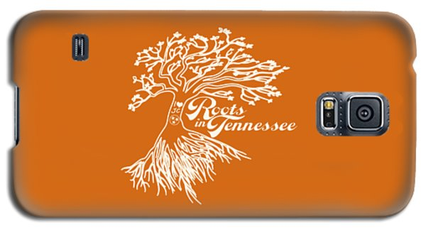 Roots In Tennessee Galaxy S5 Case