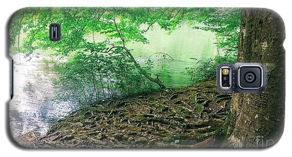 Roots On The River Galaxy S5 Case