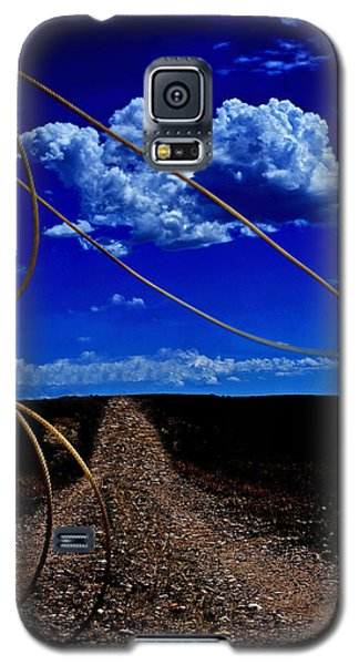 Rope The Road Ahead Galaxy S5 Case