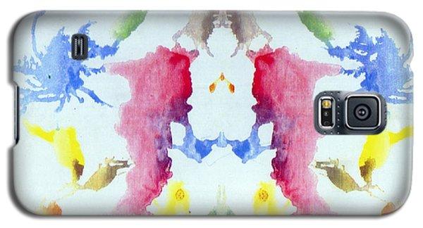 Rorschach Test Card No. 10 Galaxy S5 Case