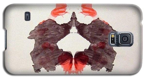 Rorschach Test Card No. 2 Galaxy S5 Case
