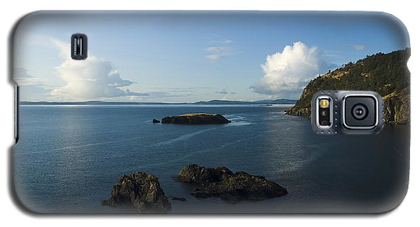 Rosario Strait Near Anacortes Galaxy S5 Case