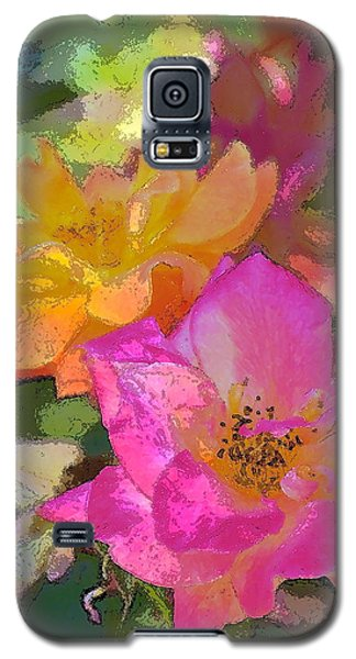 Rose 114 Galaxy S5 Case by Pamela Cooper