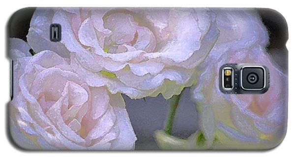 Rose 120 Galaxy S5 Case by Pamela Cooper
