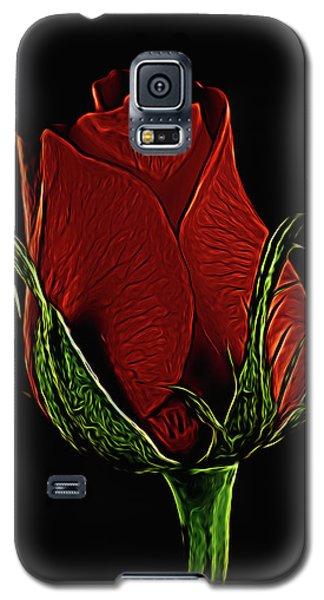 Rose 123 Galaxy S5 Case