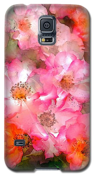 Rose 140 Galaxy S5 Case by Pamela Cooper