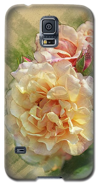 Rose 3 Galaxy S5 Case