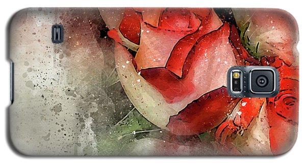Rose 6 Galaxy S5 Case