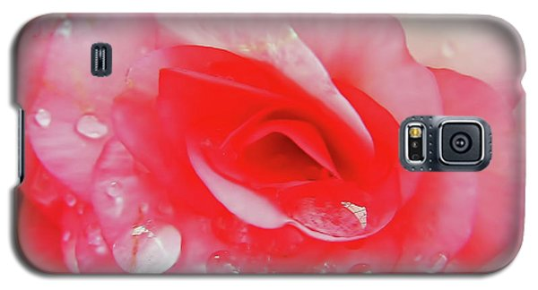 Rose After The Rain Galaxy S5 Case