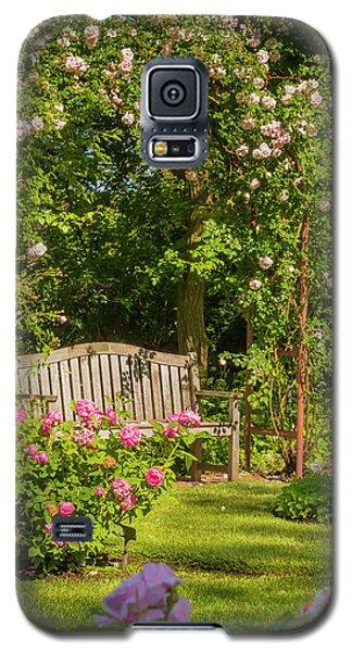 Rose Arbor Galaxy S5 Case