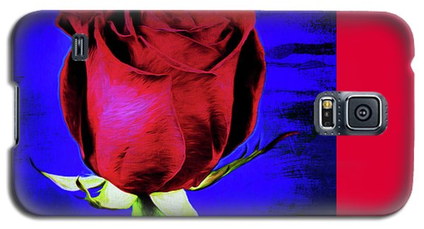 Rose - Beauty And Love  Galaxy S5 Case