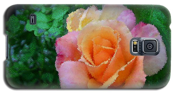 Galaxy S5 Case featuring the photograph Rose by Bonnie Willis