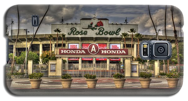 Rose Bowl Hdr Galaxy S5 Case by Richard J Cassato