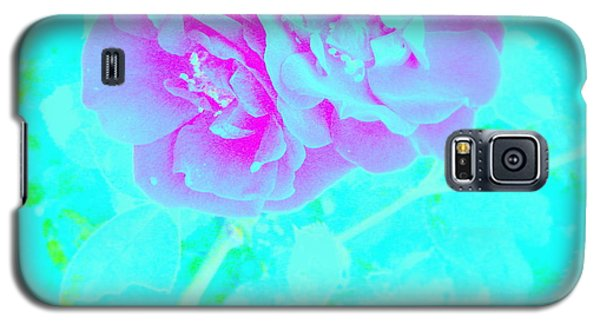 Galaxy S5 Case featuring the photograph Rose Colored Dream by Greg Moores