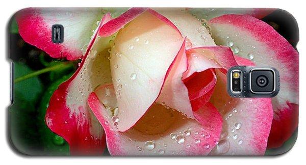 Rose Drops Galaxy S5 Case