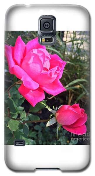Rose Duet Galaxy S5 Case