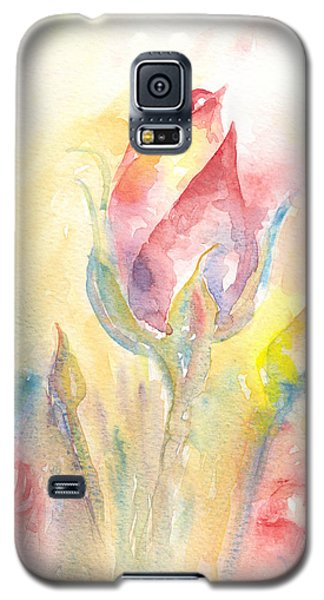 Rose Garden Two Galaxy S5 Case