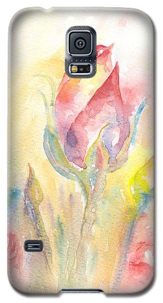 Rose Garden Two Galaxy S5 Case by Elizabeth Lock