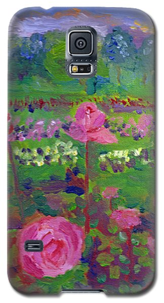 Rose Gardens In Minneapolis Galaxy S5 Case