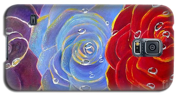 Rose Medley Galaxy S5 Case