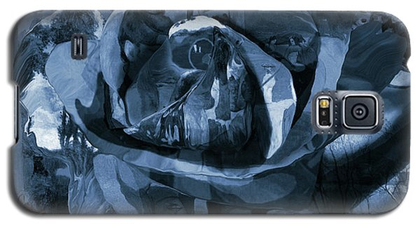 Rose No 1 Galaxy S5 Case by David Bridburg