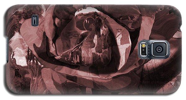 Rose No 2 Galaxy S5 Case by David Bridburg