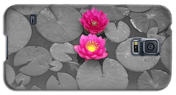 Rose Of The Water Galaxy S5 Case