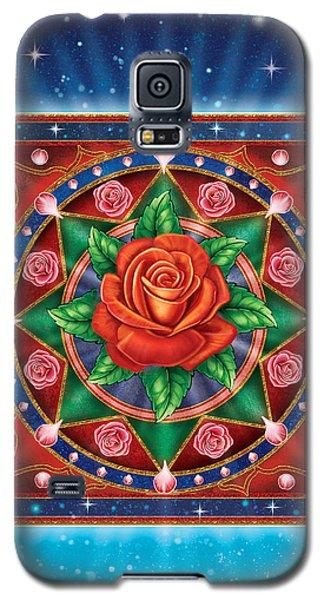 Rose - Pure Love Galaxy S5 Case