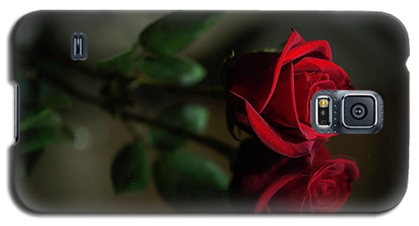 Rose Reflected Galaxy S5 Case