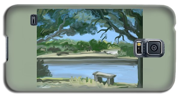 Rosemary Lake Galaxy S5 Case