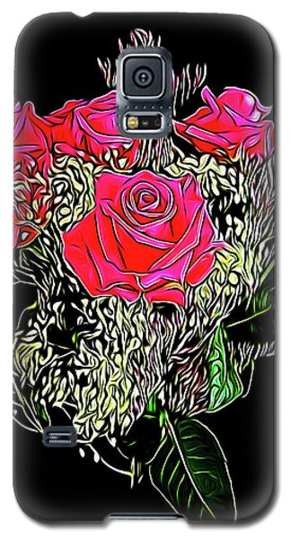 Roses 19718 Galaxy S5 Case