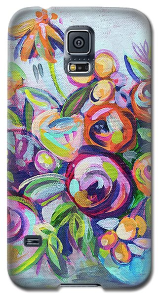 Roses And Kumquats Galaxy S5 Case by Kristin Whitney