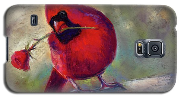 Roses Are Red And So Am I  Galaxy S5 Case by Billie Colson