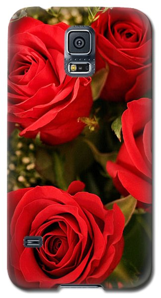 Roses Are Red Galaxy S5 Case
