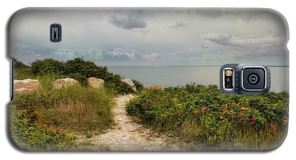 Roses By The Sea Galaxy S5 Case