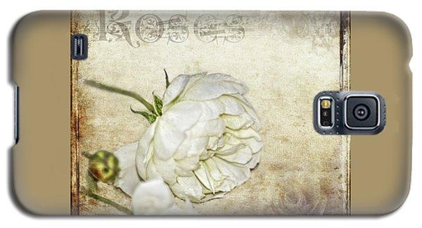 Roses Galaxy S5 Case by Carolyn Marshall
