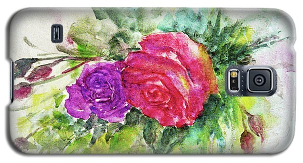 Roses For You Galaxy S5 Case