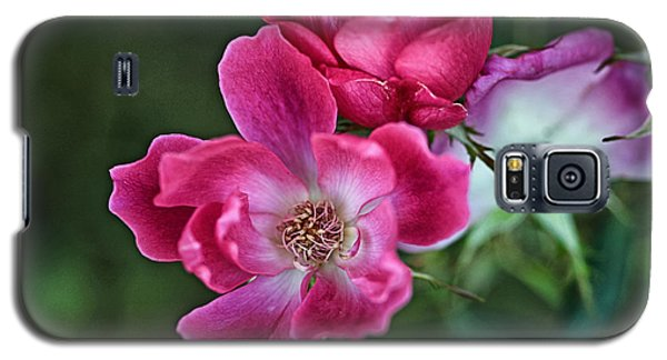 Galaxy S5 Case featuring the photograph Roses For You by Susan D Moody