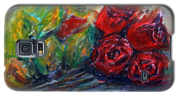 Roses Galaxy S5 Case by Jasna Dragun