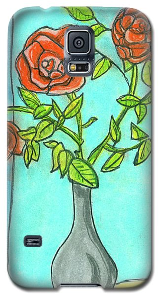 Roses R Red Galaxy S5 Case
