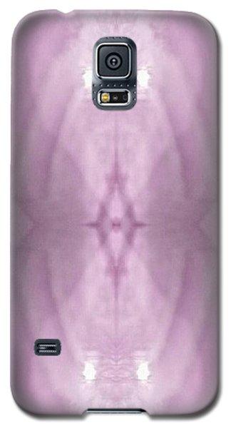 Rosey Light Phantom Galaxy S5 Case