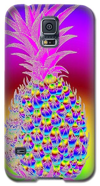 Rosh Hashanah Pineapple Galaxy S5 Case