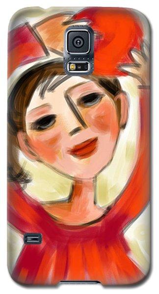 Rosie Red  Galaxy S5 Case